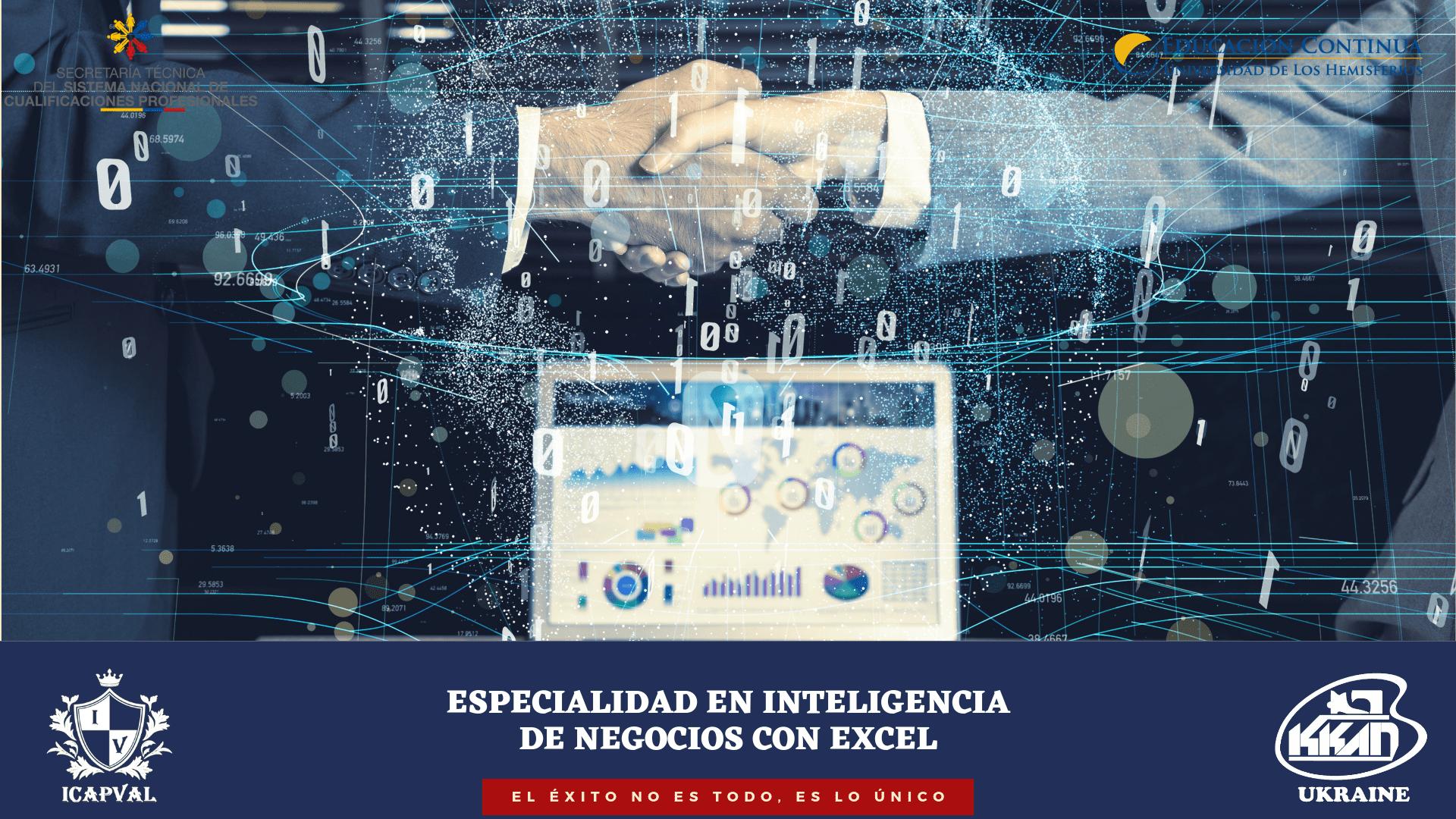 Especialidad  Excel